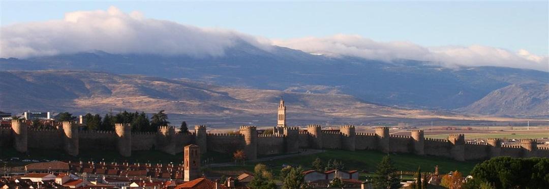 Ávila y Segovia en autocaravana